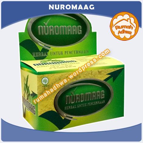 Nuromaag (Herbal Untuk Pencernaan)